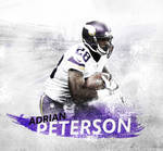 Adrian Peterson Wallpaper By BengalDesigns