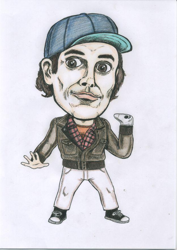 H.M. Murdock - Dwight Schultz by guido84