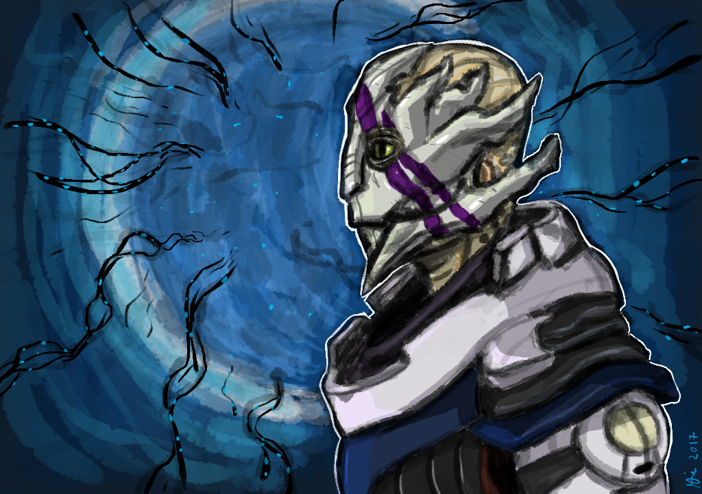 Vetra Mass Effect Andromeda Fan Art By Drawthulu