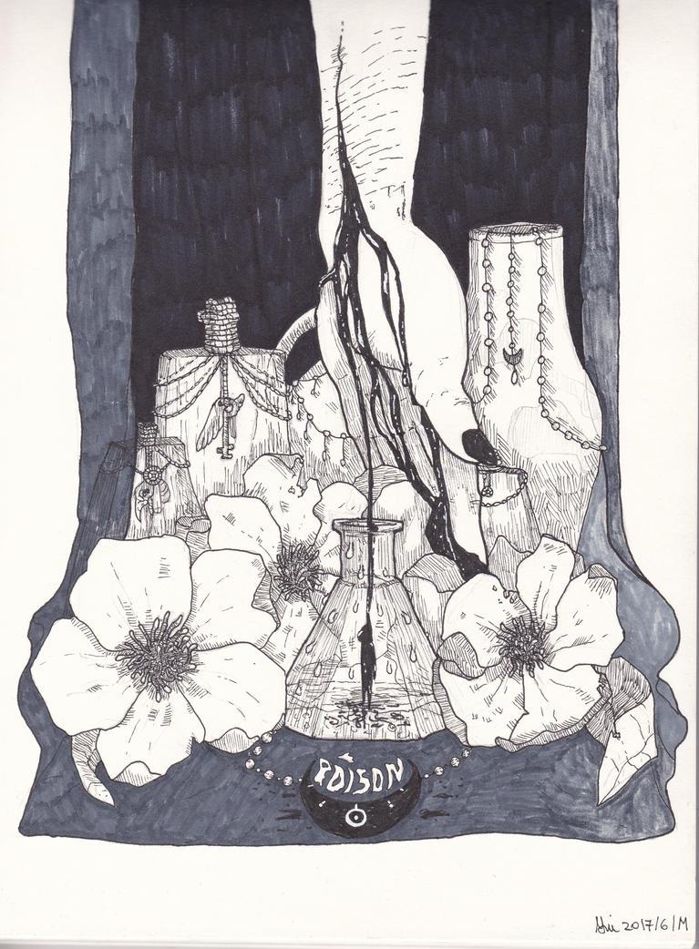 Poison by Drawthulu