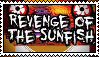 Revenge of the Sunfish Stamp by Ch3rriCh3rry