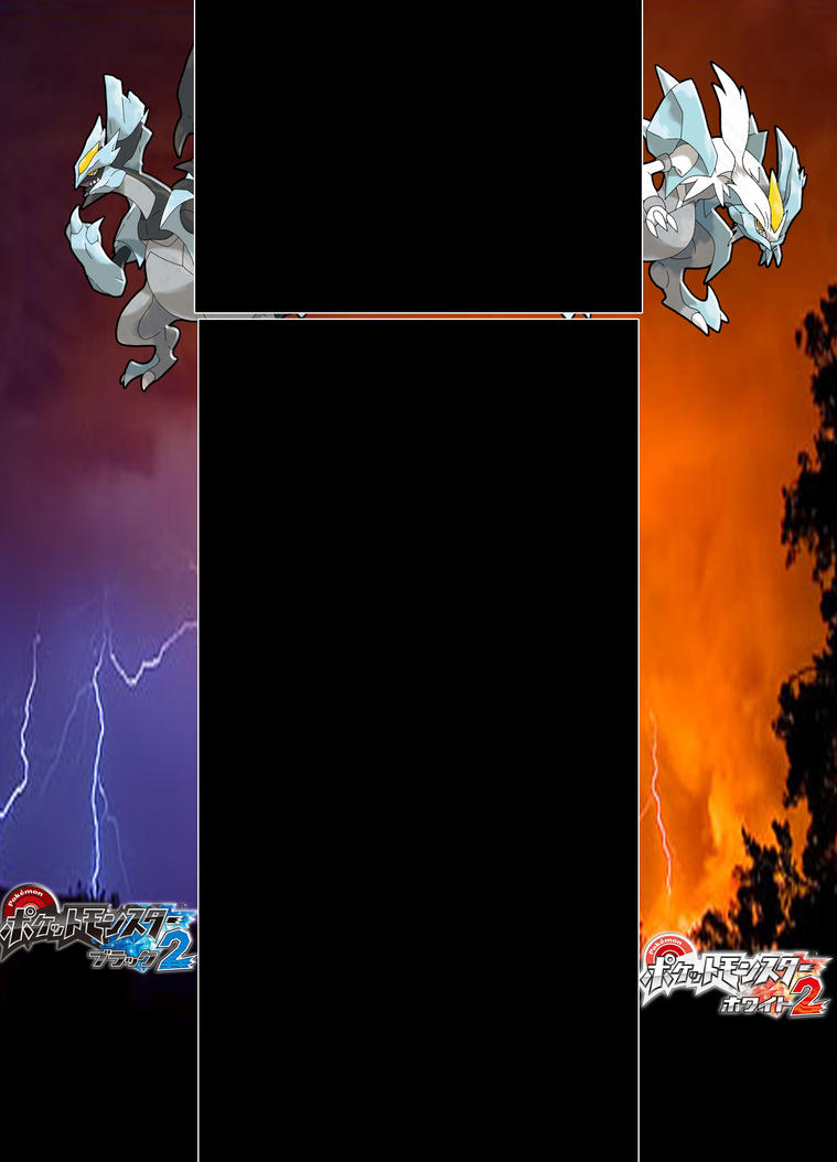 Pokemon Black And White 2 YouTube Background By