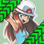 Pokemon Manga icon Green by AnimeLova56