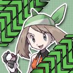 Pokemon rival icon 7 by AnimeLova56