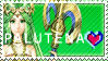 Palutena Stamp by AnimeLova56