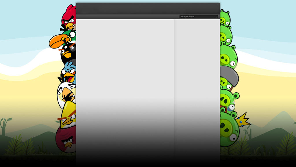 Angry birds youtube background by animelova56 on deviantart angry birds youtube background by animelova56 voltagebd Gallery