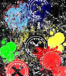 Grunge vector by BeatNickBarney