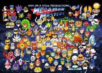 Mega Man Robot Masters