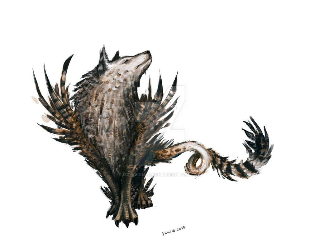 Alphyn by izzyleidlwilson