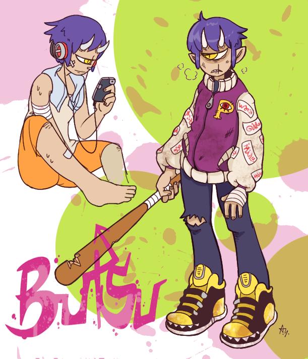 butsu by Cuboidal