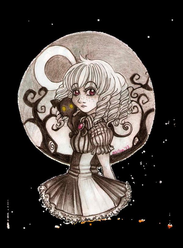 Happy creepy Bday!! by marixon