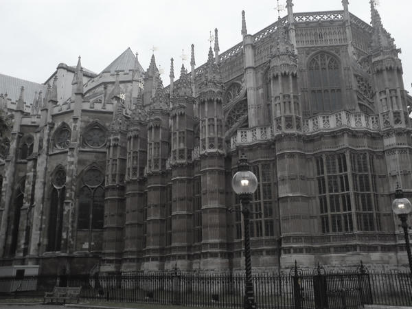 Westminister Abbey I by evilminky666