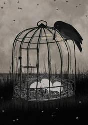 The Silent Songbird by EyeBallPingPongPro