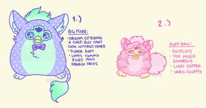 [CLOSED] Furby Doodle 'Dopts 2!