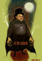 Coffin Joe - Ze do Caixao by juarezricci