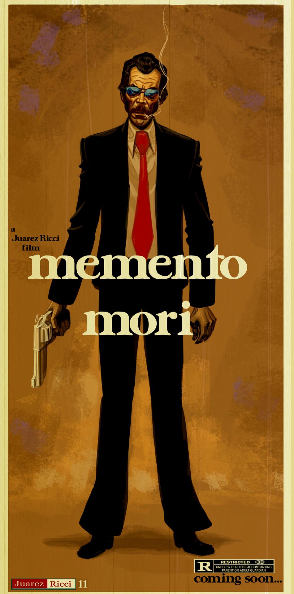 Memento Mori Teaser 2 by juarezricci
