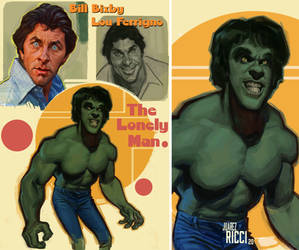 The Incredible Hulk series