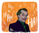 Jack Nicholson's Joker