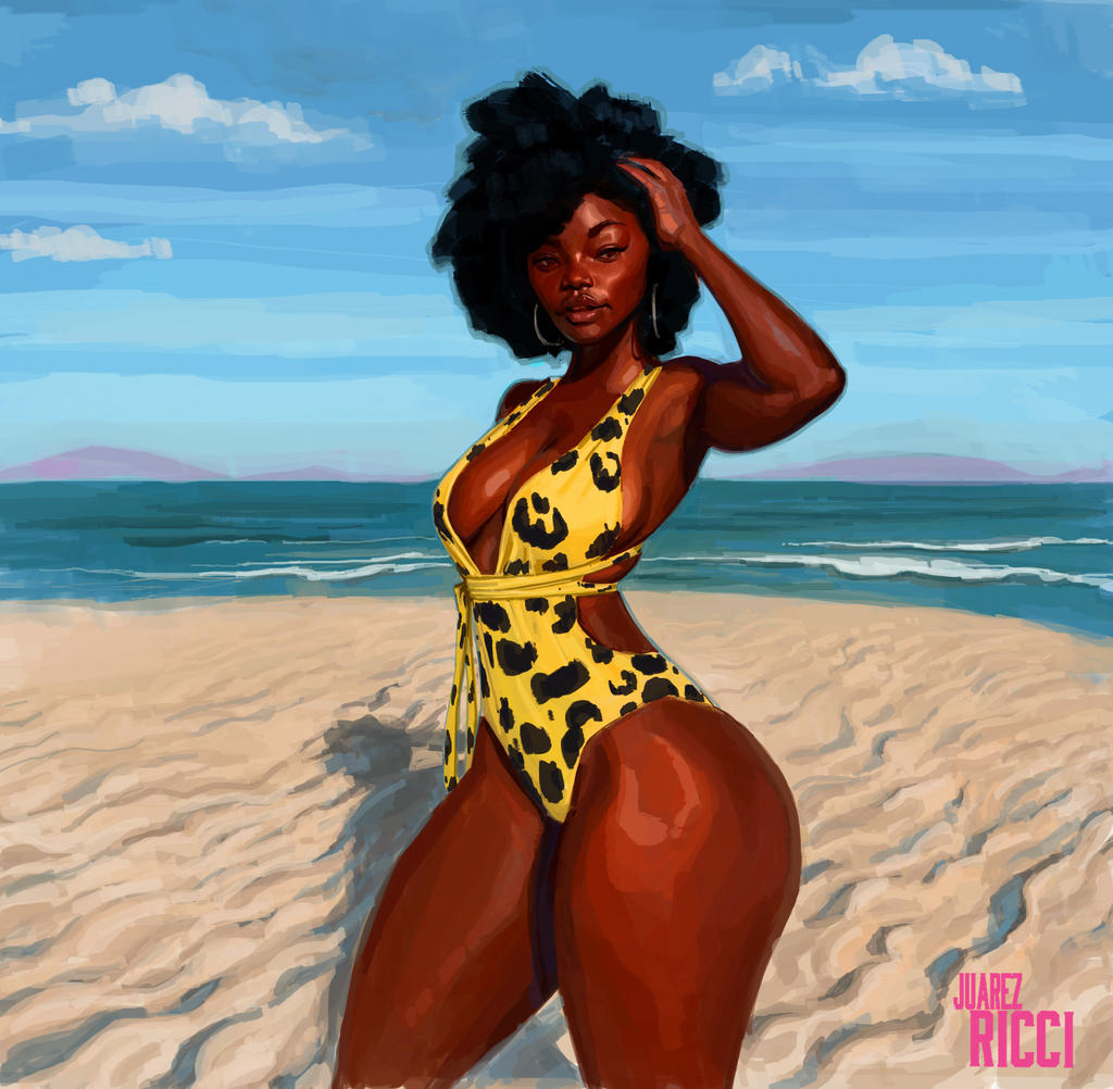 The Beauty and the Beach  II