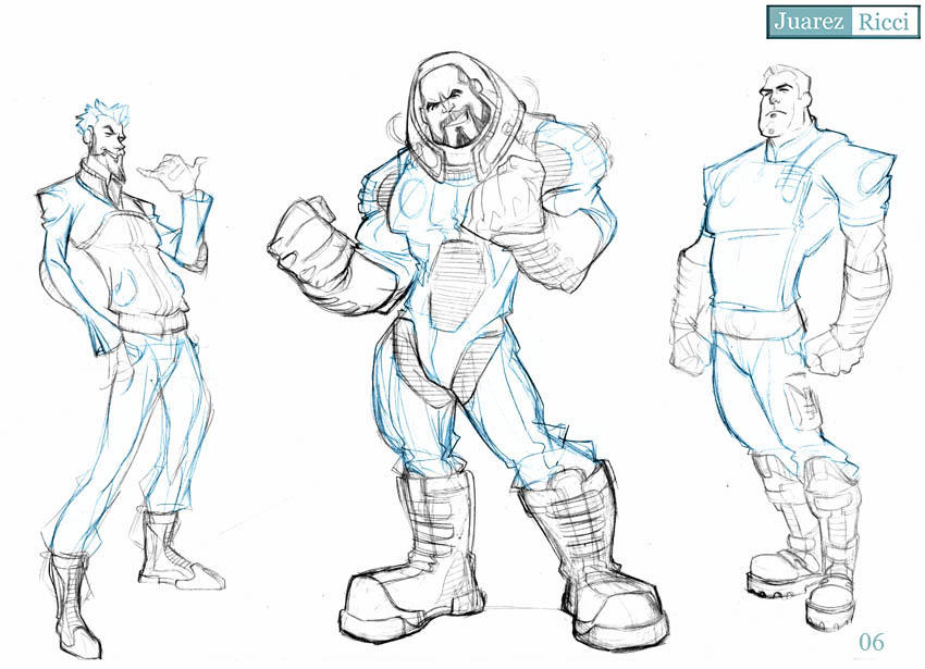 character design game sketch by juarezricci on deviantart