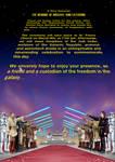 A Wedding Invitation (Jedi Ritual)