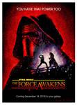 The Force Awakens (Fan Poster)