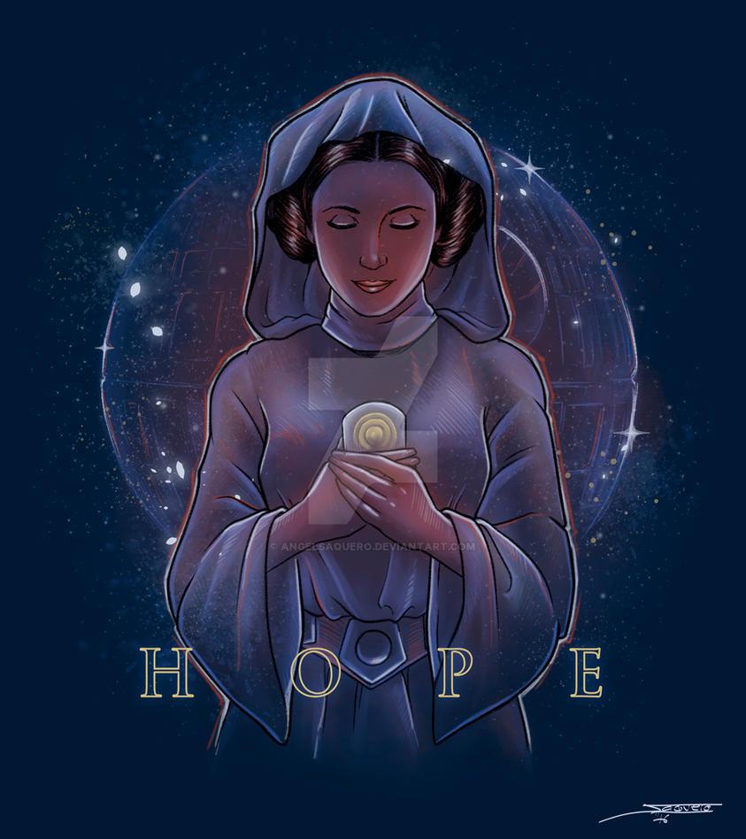 Hope by angelsaquero