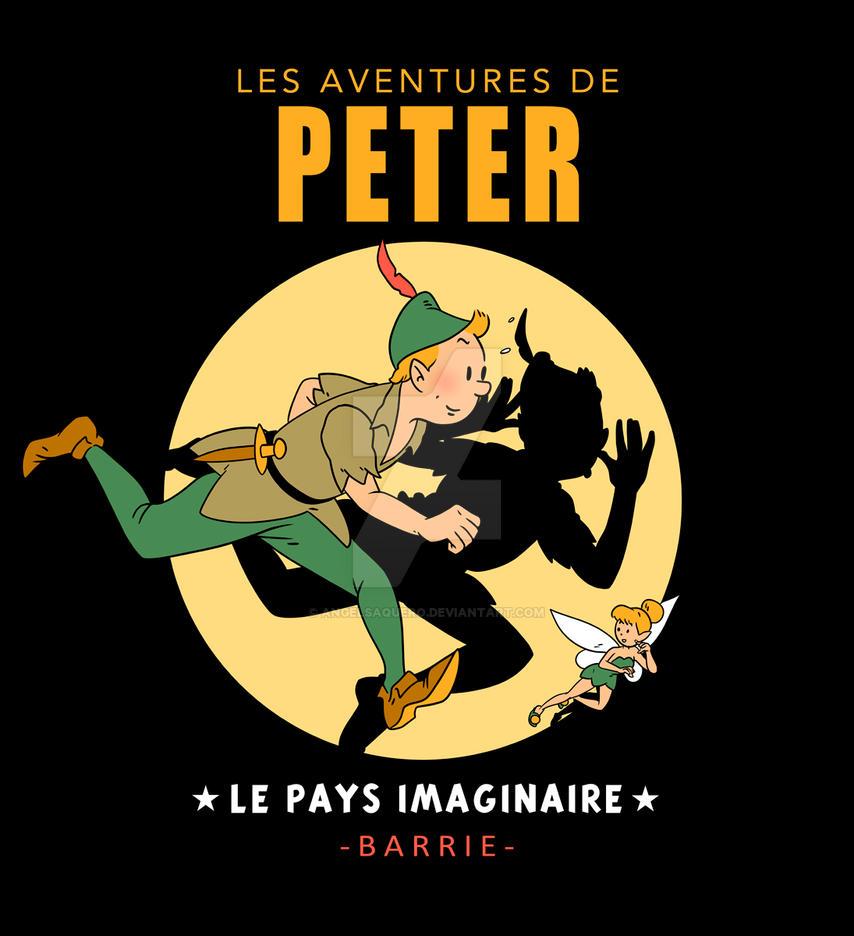 Les Aventures de Peter - Le Pays Imaginaire by angelsaquero