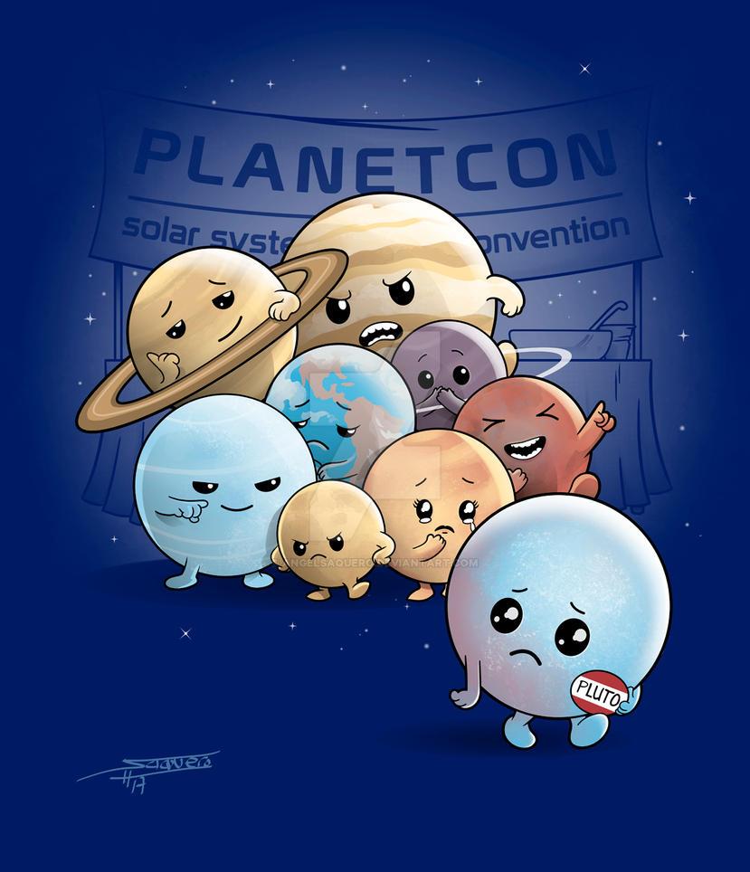 Planet No More by angelsaquero