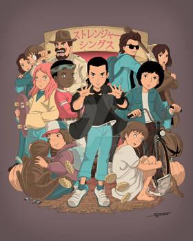 Stranger Anime 2