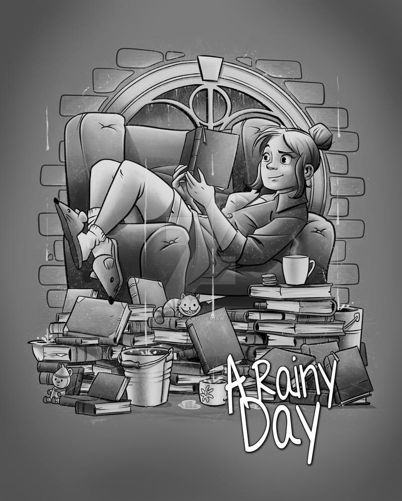 A Rainy Day by angelsaquero