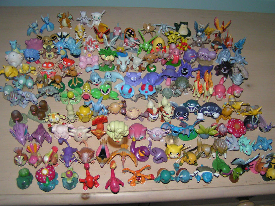 Original 150 Pokemon Chart With Names Original 150 Pokemon Tomys ud