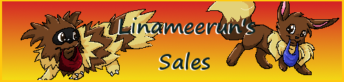 Sale banner by doryphish333