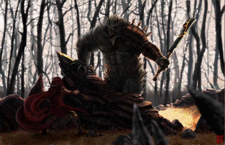 big bad wolves wallpaper - photo #21