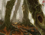 Aokigahara - Forest of Sorrow