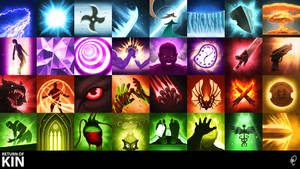 Skill Icons by Changinghand