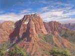 Sketchbook - Mountain/Color Study