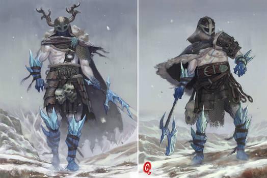 Guild Wars - Sons of Svanir