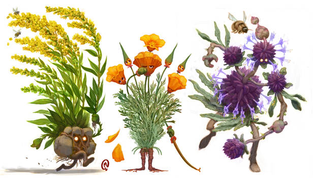 Plant Lineup