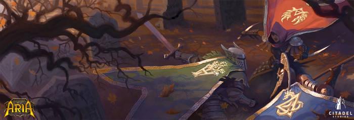 Legends of Aria - Factions Battle