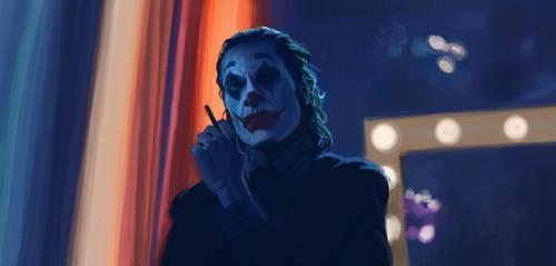 Sketchbook - Joker