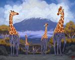 Giraffe Clearing