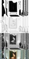 Sketchbook - Chernobyl Steps