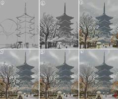 Toji Progress Slides