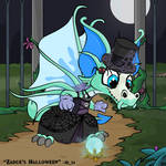 Zadue's Halloween