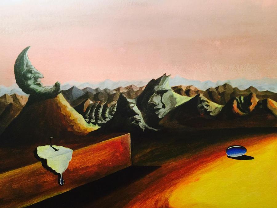 Strange Landscape by artchby