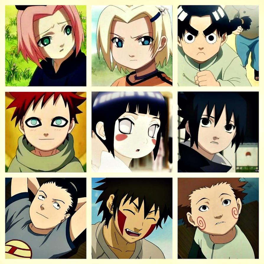 Naruto Kids by FroakLittle Kid Naruto