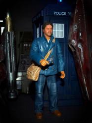 8th Doctor Who Big 'Dark Eyes' Big Finish custom