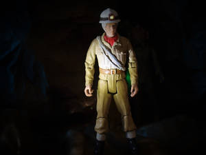 Caving Gear custom - Doctor Who and the Silurians