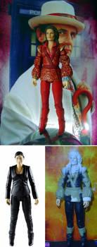 The Rani - custom action figure, Doctor Who